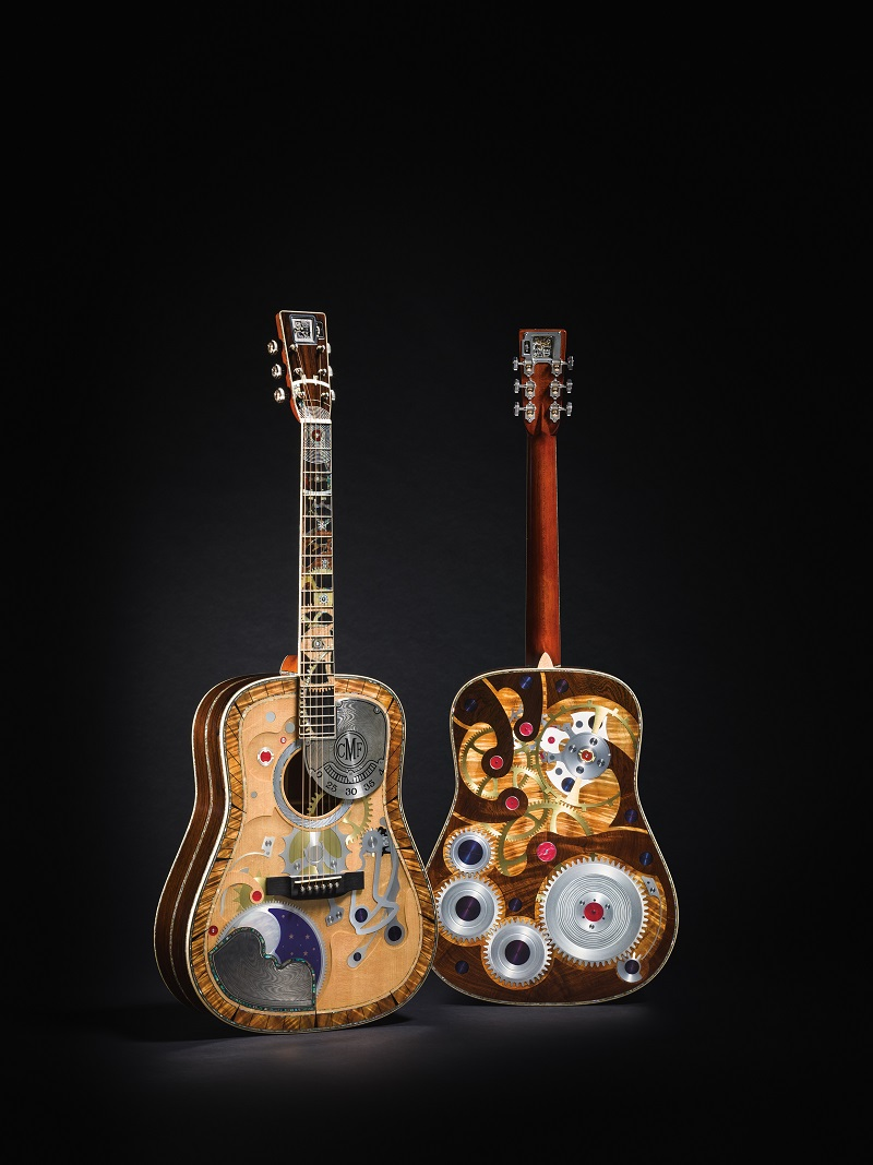 Keeping Time: CF Martin & Co. Unveils the 2 Millionth Martin Acoustic Guitar – Acoustic Guitar