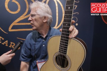 Winter NAMM 2017_CF Martin Guitars