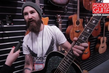 Winter NAMM 2017_Dean Guitars