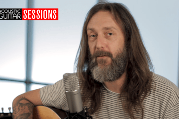 Chris Robinson - Acoustic Guitar Session - slider 2