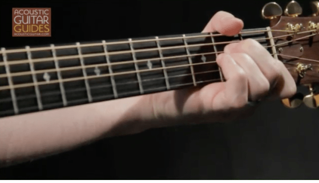 Borrow Chords from Related Keys – Acoustic Guitar