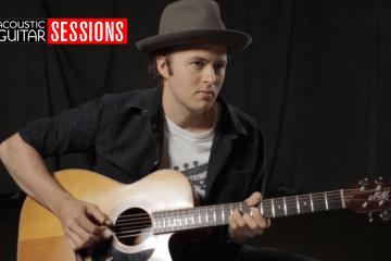 Joe Robinson - Acoustic Guitar Session