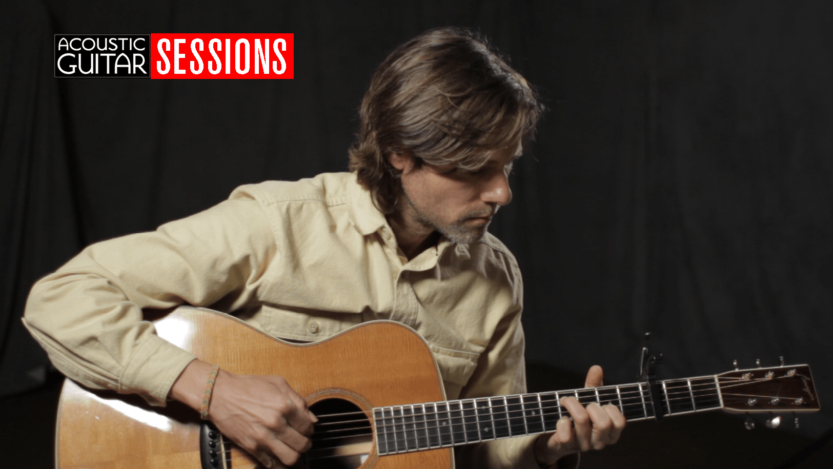 Acoustic Guitar Sessions Presents Nathan Salsburg