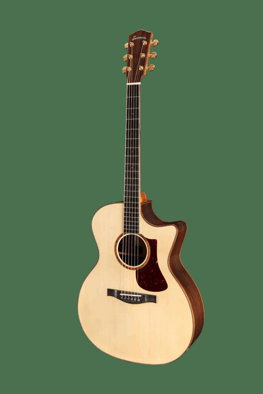 Eastman_Guitar_AC722CE_GrandAuditorium_Front_0815