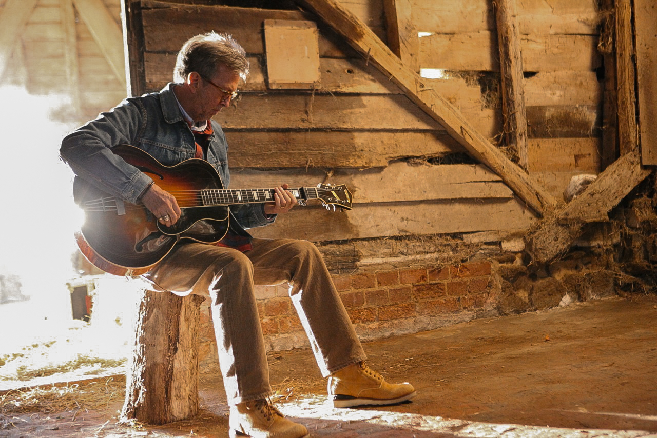 Video Lesson: Learn the Bluesy Fundamentals of Eric Clapton's Acoustic Style