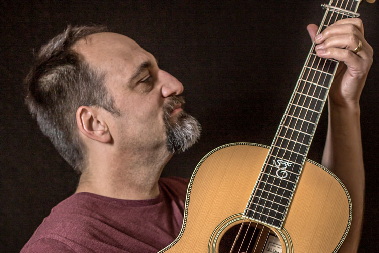 Guitar Talk: Eric Skye on Intentional Limitations and the Blues