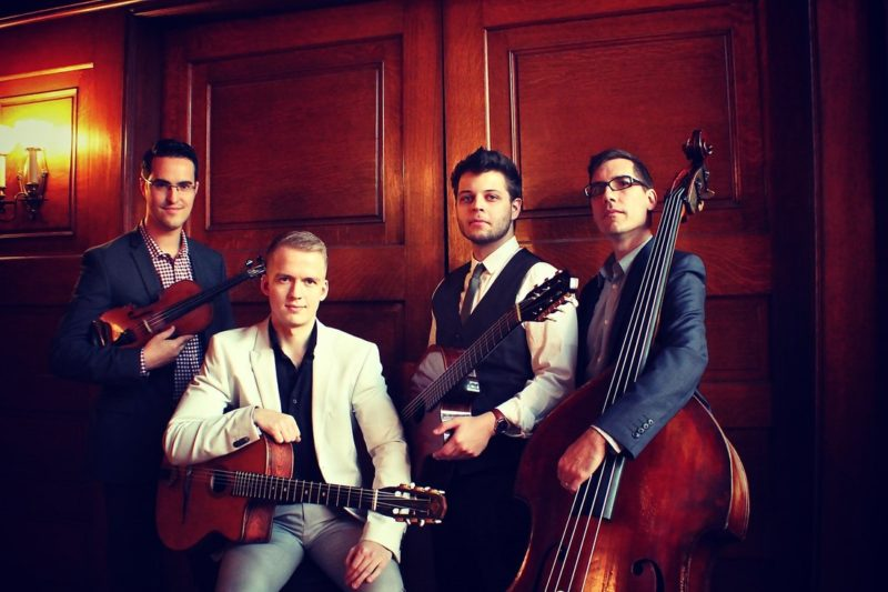 Album Review: 'Rhythm Future Quartet and Friends' Is More Than Just Gypsy Jazz
