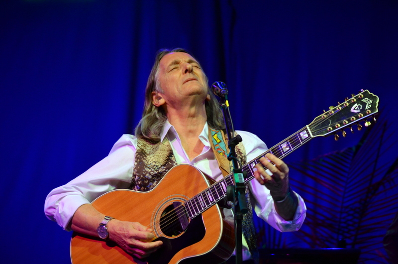 Throwback Thursday: Roger Hodgson (of Supertramp Fame) Sings 'Even In the Quietest Moments'