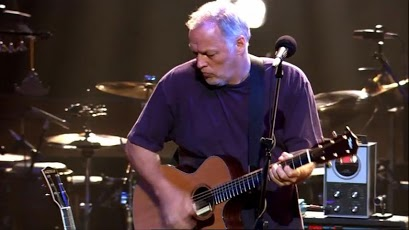 Throwback Thursday: David Gilmour Plays 'Wish You Were Here'; Guitar Auction is Coming!