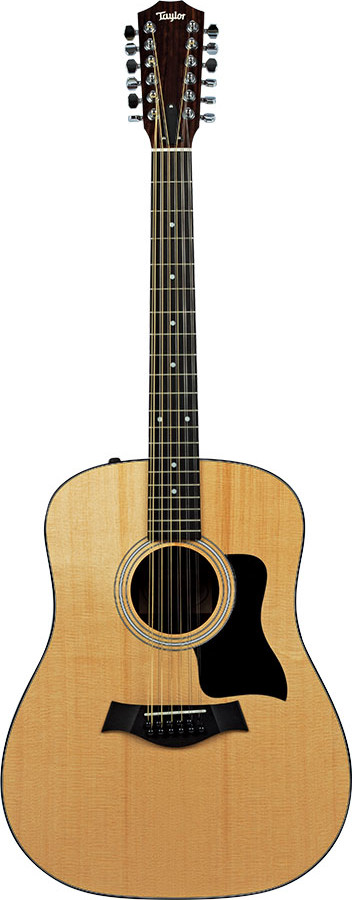 Guitar 12 string guitar chords : Taylor 150E 12-String – Acoustic Guitar