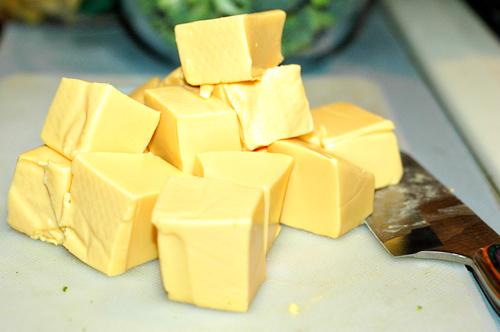 Cubed Velveeta Cheese