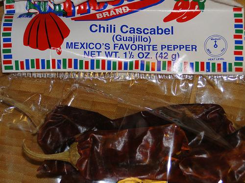 Chili Cascabel