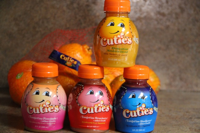 cuties juice