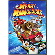Merry-Madagascar-DVD