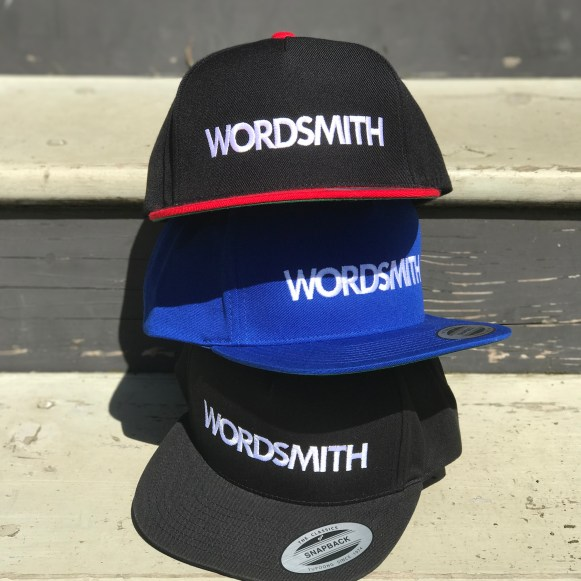 WORDSMITH HAT - stack