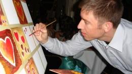 Acrylbilder malen lernen online