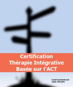 devenez therapeute act certification 2
