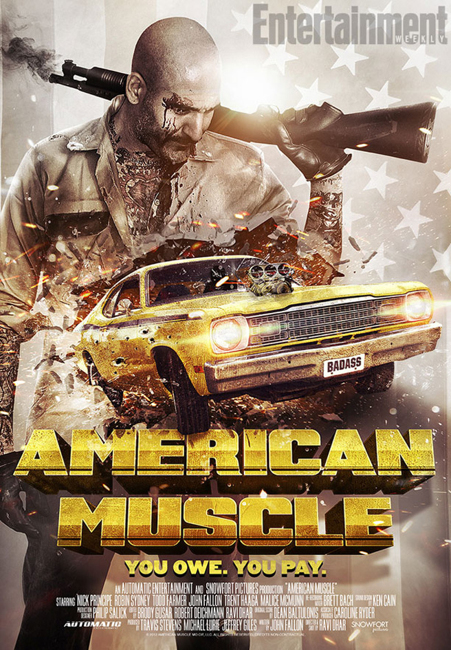 Poster do filme American Muscle