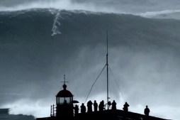 Euro Mega Storm Producing World Record Waves??