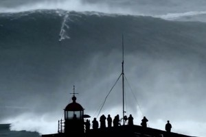 Euro Mega Storm Producing World Record Waves??
