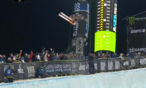 Danny Davis's switch method in Mammoth Grand Prix and X Games stole the show and reminds us what we do this for.