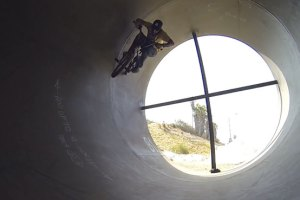 Mike Escamilla – BMX Rider's Search for Fullpipes Continues