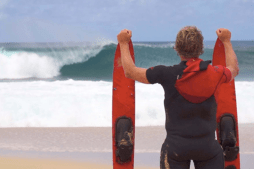 Who is JOB 5.0 – Giant Barrels on Water Skis