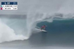 Julian Wilson's Clutch 9.5 Double Barrel