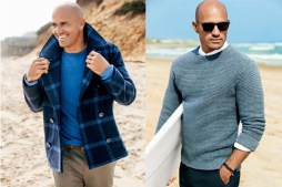 Kelly Slater Shows Off Outerknown Line in GQ Shoot
