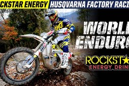 Rockstar Energy Husqvarna Factory Racing – World Enduro
