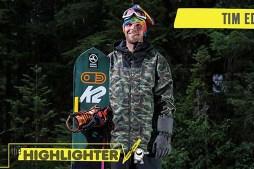 "High Cascade's ""The Highlighter 2016"" – Episode 3: Tim Eddy"