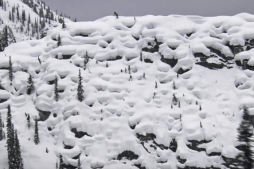 Taking on Insane Pillow Lines in Mica, British Columbia