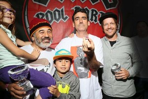 Lance Mountain and Pedro Barros Claim Outstanding Victories at 12th Annual Vans Pool Party