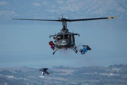 New Slalom Wingsuit Race About to Take Over Airwaves