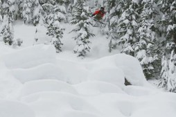 Sammy Carlson Narrowly Misses Avalanche, Jumps Into Trees Instead – Wild Child Ep. 1