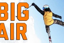 """Big Air Fails Compilation    """"I Believe I Can Fly"""" By FailArmy 2016"""