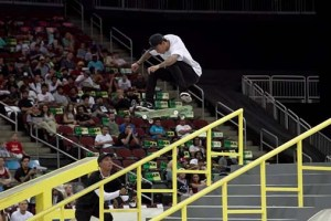 Nyjah Huston – 2016 SLS New Jersey Winner Highlights