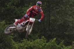 The 2017 Honda CRF450RW with Gajser and Bobryshev