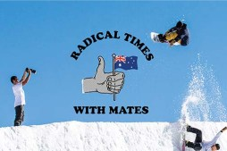 Quiksilver – Radical Times with Mates!
