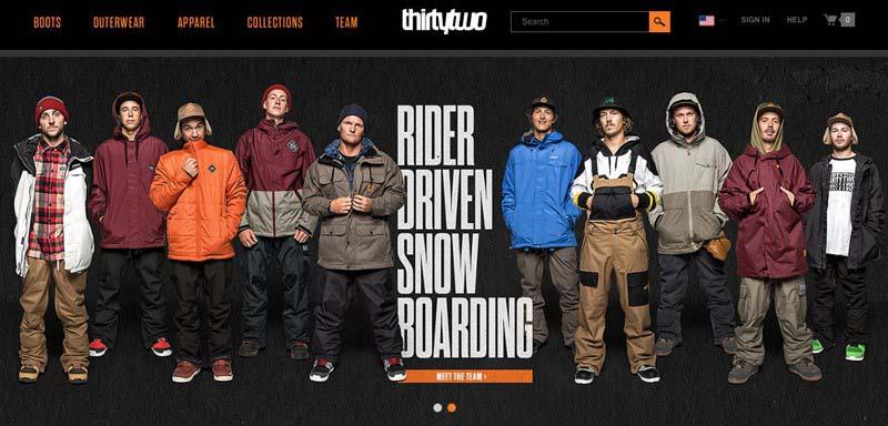 ThirtyTwo Website 2016