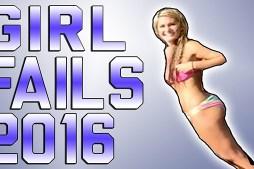 Girl Fails 2016: Best of the Year    FailArmy