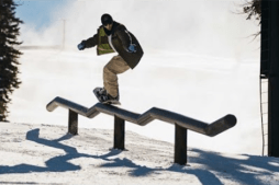 Neff Land 4.0 Opening Day – Woodward Tahoe