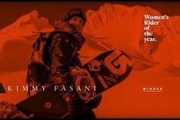 2016 Women's Rider of the Year: Kimmy Fasani – TransWorld SNOWboarding Riders' Poll 18