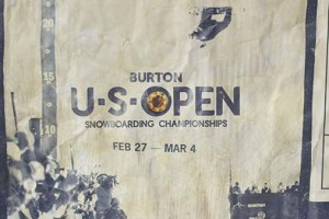 It's Time for the 35th Annual Burton U·S·Open