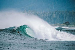 Surfing Cold Canada with Raph Bruhwiler