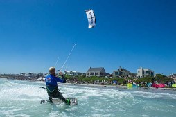 Extreme Kiteboarders Boost HUGE Airs at Red Bull King of the Air 2017