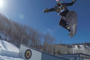 Shredding Vail During the US Open | WKNDRS SHREDBOTS