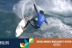 Jordy Smith's 9-Point Ride Propels Him to Quarterfinals – Drug Aware Margaret River Pro 2017