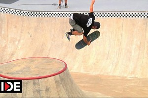 World's Best Bowl Skaters in Finals at Vans Park Series 2017 Brazil