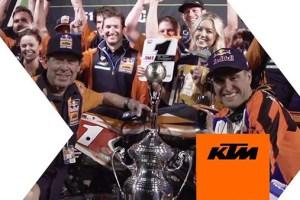 Ryan Dungey Wins Fourth 450SX Supercross Title via KTM